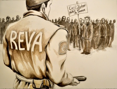 Reva - Civil Olydnad artwork small