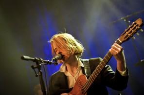 20130303, Göteborg. Christopher Owens spelar på Pustervik.  Foto: Nora Lorek/ROCKFOTO