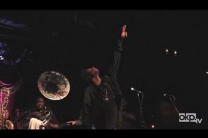 """Hardknock"" live – The Soul Rebels & Joey Bada$$"