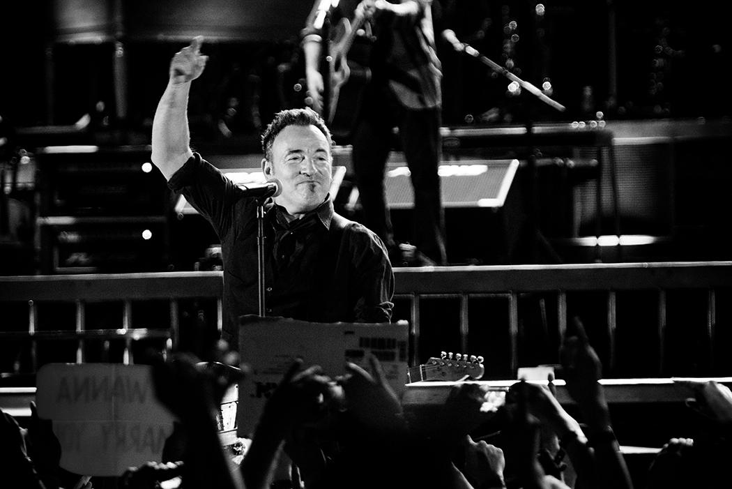 Bruce Springsteen. Foto: Petter Hellman.