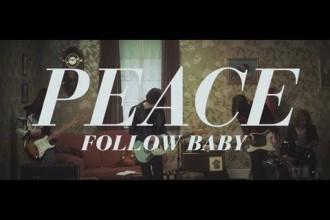 """""""Follow Baby"""" – Peace"""