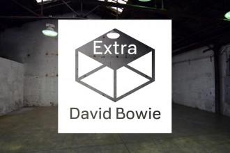 Förhandslyssna på Bowies kommande EP