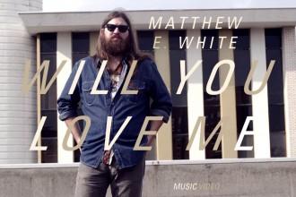 Matthew E. White till Sverige
