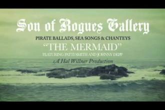 """""""The Mermaid"""" – Patti Smith & Johnny Depp"""