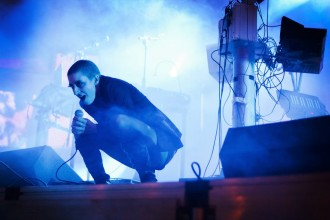 Foto Kristian Gullner/Rockfoto. Siestafestivalen 2012.