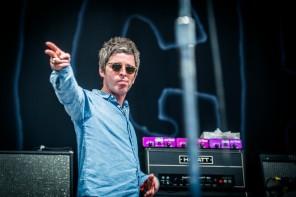 Roskilde: Noel Gallagher levererar utsliten britpop från hjärtat