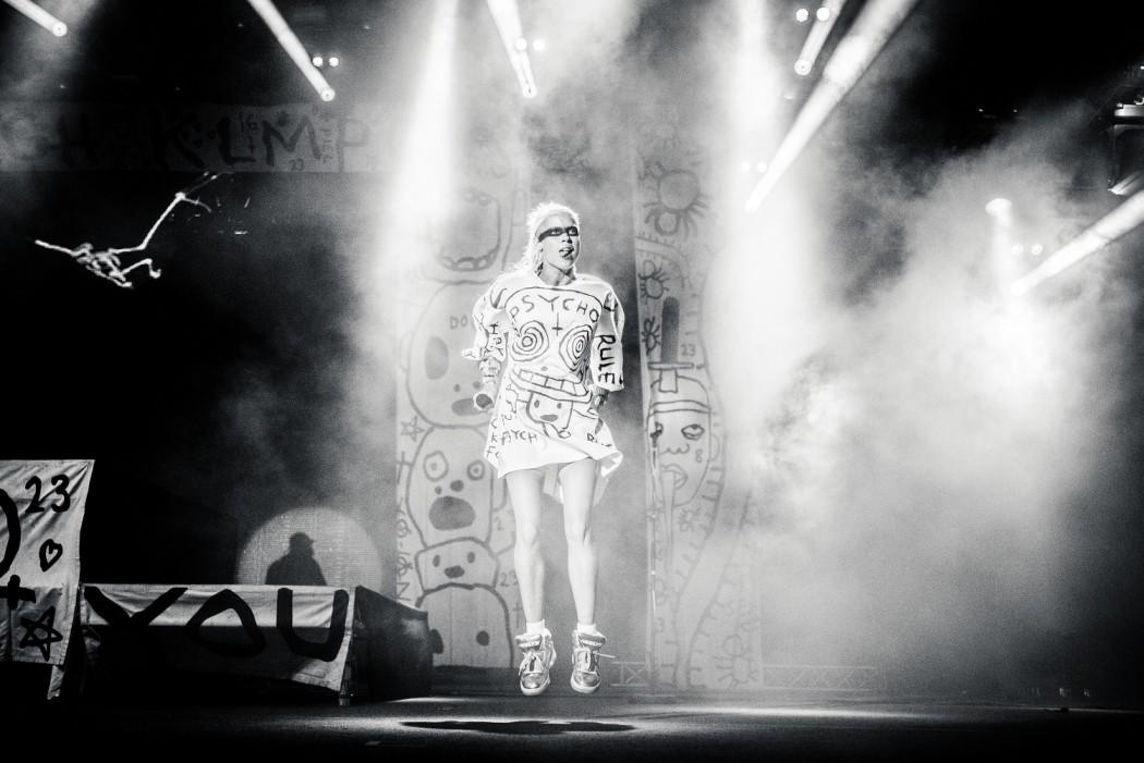 20150702 Die Antwoord spelar på Roskilde Festival / Roskildefestivalen - Foto Viktor Wallström Rockfoto Källa: Rockfoto Bildbyrå AB