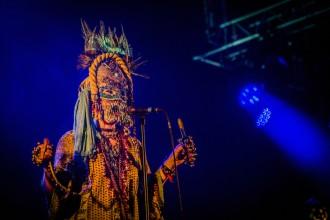 150703, Roskilde. Goat spelar på Avalon under Roskildefestivalen. Foto: Nora Lorek / Rockfoto