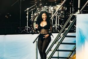 Roskilde: Nicki Minaj bjuder på spektakulärt skådespel