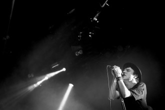 150704, Roskilde. Thåström spelar på Arena under Roskildefestivalen. Foto: Nora Lorek / Rockfoto