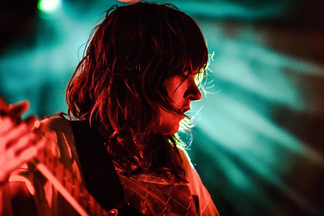 Courtney Barnett. Foto Viktor Wallström Rockfoto