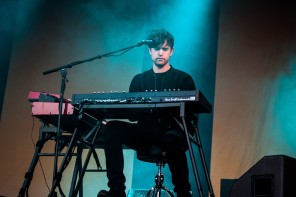 POPAGANDA: James Blake låter musiken tala
