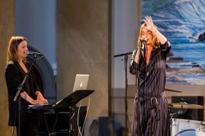 Sthlm Music & Arts: Natali Felicia imponerar