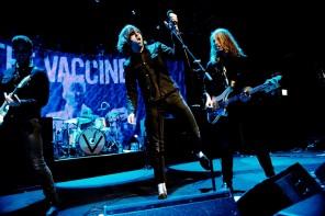 The Vaccines spelar på Berns den 26/10-2012. Foto: Viktor Wallström/Rockfoto