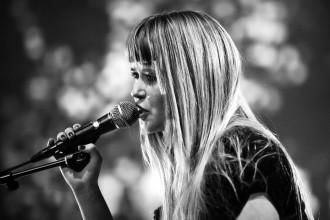 Anna von Hausswolff spelar på Storan i Göteborg. 2012-10-27. Foto: Elin Bryngelson/Rockfoto