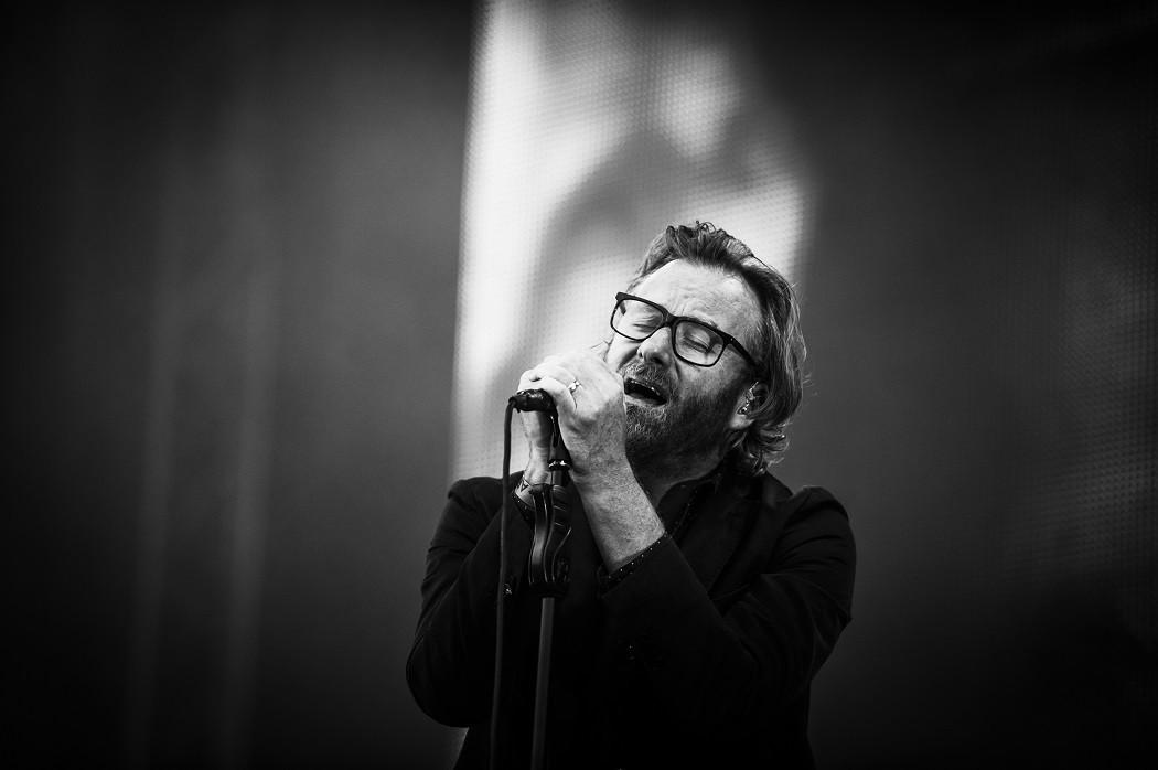 Matt Berninger / The National. Foto: Nora  Lorek / Rockfoto