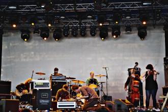Godspeed You! Black Emperor spelar på Way Out West festival Göteborg 2013 08 09 Foto: Mattias Pettersson Rockfoto