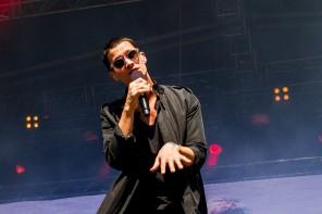 Jonathan Johansson. Foto: Alexander Tillheden/Rockfoto.