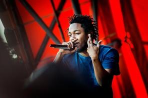 Kendrick Lamar. Foto: Nora Lorek / Rockfoto