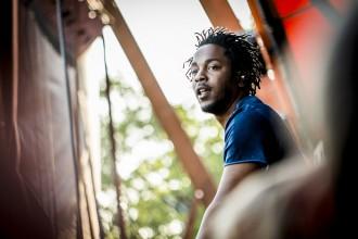 Kendrick Lamar Foto: Nora Lorek / Rockfoto