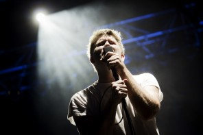 LCD Soundsystem pΠWay Out West 2010 13/8 Foto: Nils Linde/Rockfoto
