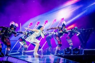Katy Perry är en av alla de världsstjärnor som Max Martin skrivit hits till