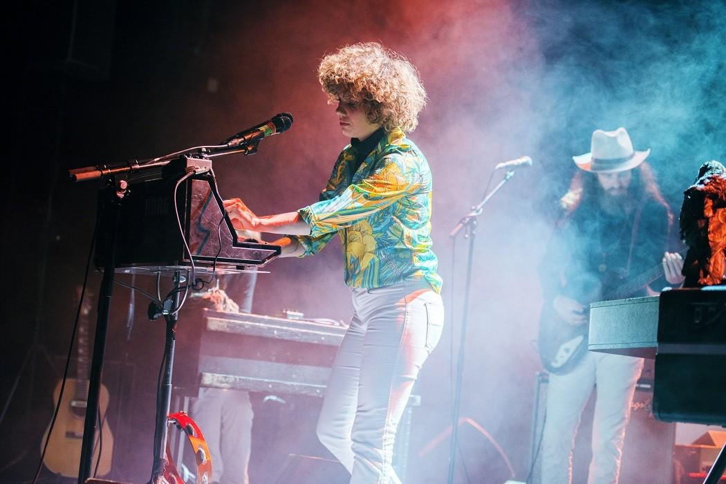 Amason.  Foto: Sofia Blomgren/Rockfoto