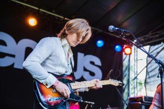 St Andreas spelar på Peace & Love festivalen, Borlänge  2016-07-08