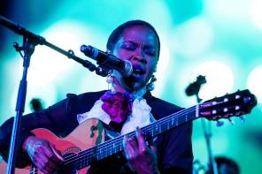 Sthlm Music & Arts: Lauryn Hill levererar