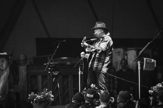 160701, Roskilde. Neil Young + Promise of the Real på Orange på Roskildefestivalen. Foto: Pao Duell/Rockfoto