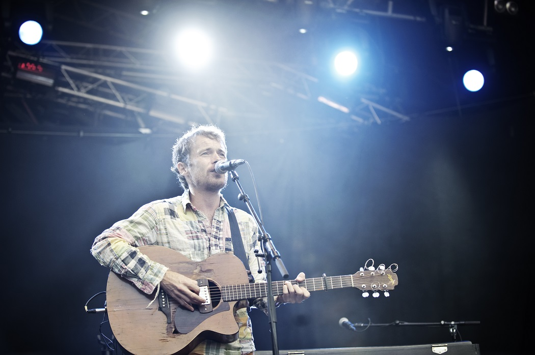 2012 gästade irländaren Damien Rice. Foto: Viktor Wallström