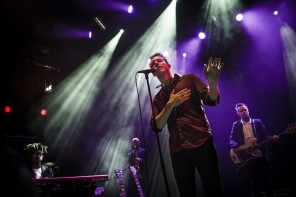 160831, Göteborg. Anderson East spelar på Pustervik i Göteborg. Foto: Nora Lorek / Rockfoto