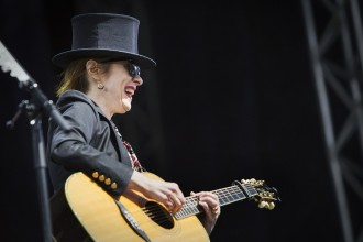 Suzanne Vega @ Stockholm Music and Arts, 2016-07-31 Foto: Nathalie Pentler/Rockfoto