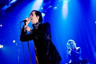 Nick Cave & The Bad Seeds spelar på Annexet Stockholm 2013 11 06 Foto: Mattias Pettersson Rockfoto