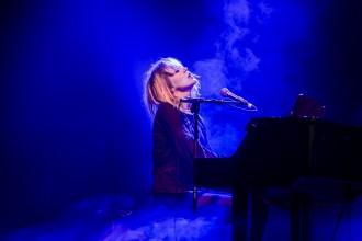 Frida Hyvönen. Foto: Herman Dahlgren/Rockfoto
