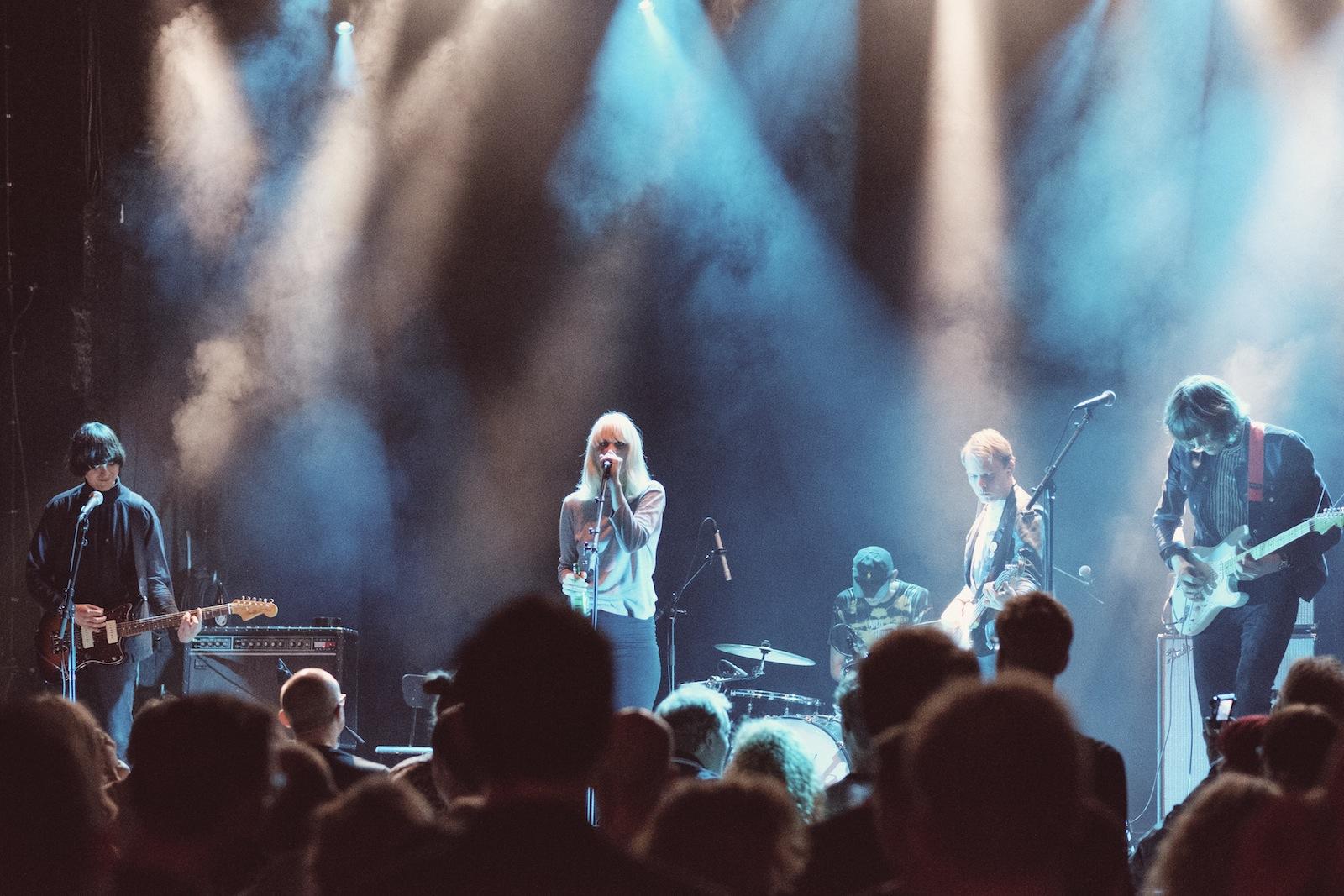 Westkust playing at Pustervik, Gothenburg, Sweden.