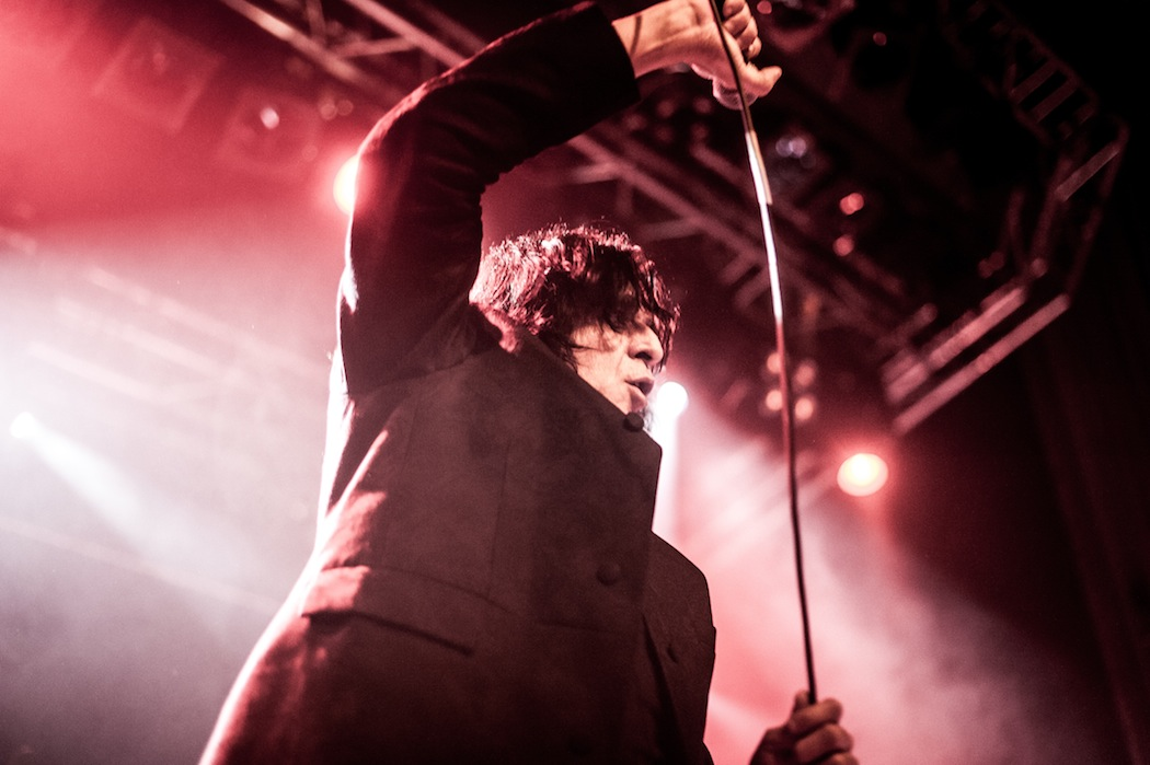 Foto Adrian Pehrson/ Rockfoto.