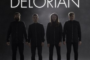 Delorian square w text 1400x1400