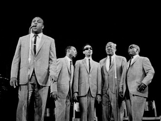 Archie Brownlee and the Five Blind Boys of Mississippi