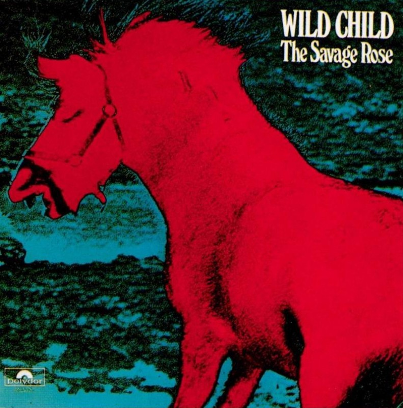 the_savage_rose_wild_child_front