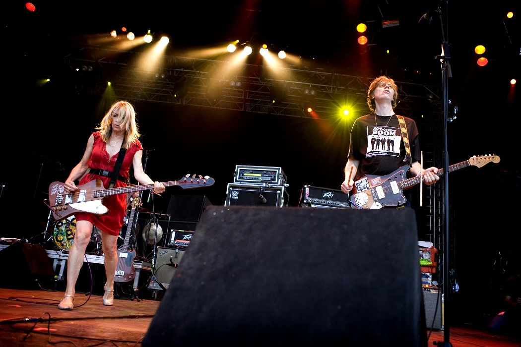 Sonic Youth. Foto: Pauline Benthede