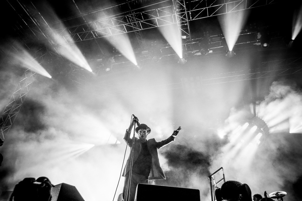 Thåström, Stockholm Music & Arts, 2015-08-01. Foto: Adrian Pehrson/Rockfoto