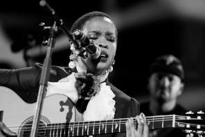Lauryn Hill. Foto: Alexander Tillheden / Rockfoto