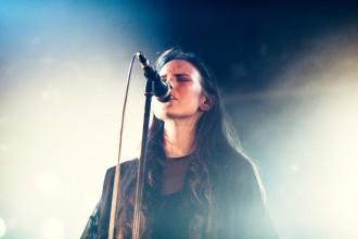 Skott. Foto: Karin Lundin / Rockfoto