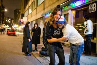 Calle och Jonk. Foto: Samuel Isaksson