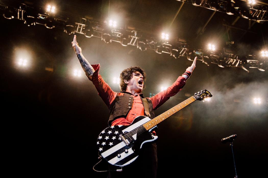 Green Day. Foto: Pao Duell