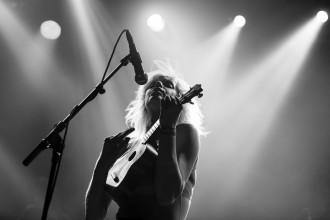 20120517 Vive la fête spelar på Debaser Medis. Foto:Björn Bergenheim/rockfoto.nu