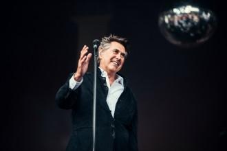 Bryan Ferry @ Gröna Lund, 2017-06-15 Foto: Karin Lundin/Rockfoto