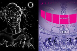 Shabazz Palaces – Quazarz: Born On A Gangstar Star/Quazarz vs. The Jealous Machines