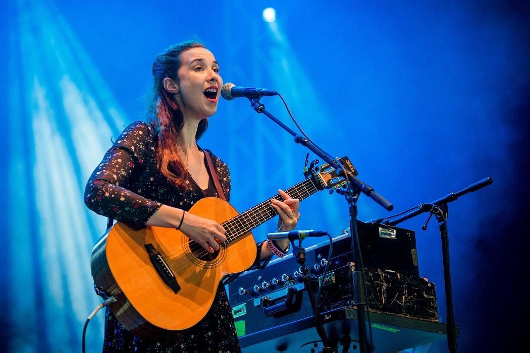 Lisa Hannigan. Foto: Samuel Isaksson/Rockfoto